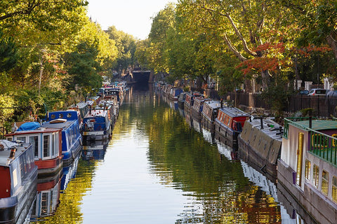 Secret London picnic spots | Little Venice