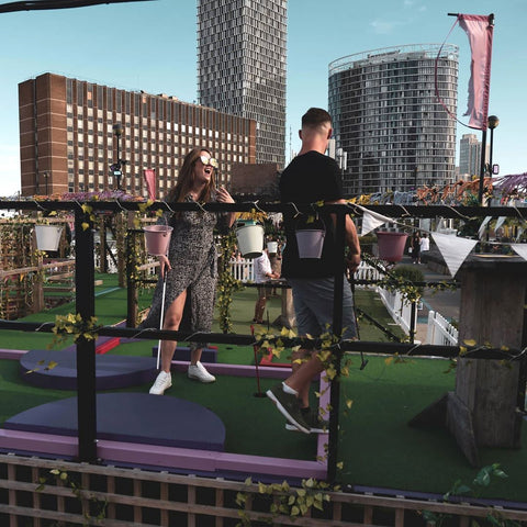guide to Battersea | Birdies crazy golf