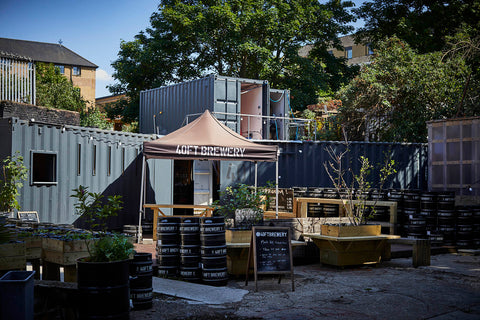 London's best pub gardens | 40ft Brewery, Dalston
