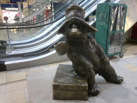 Things to do in Paddington | The Paddington Bear Statue