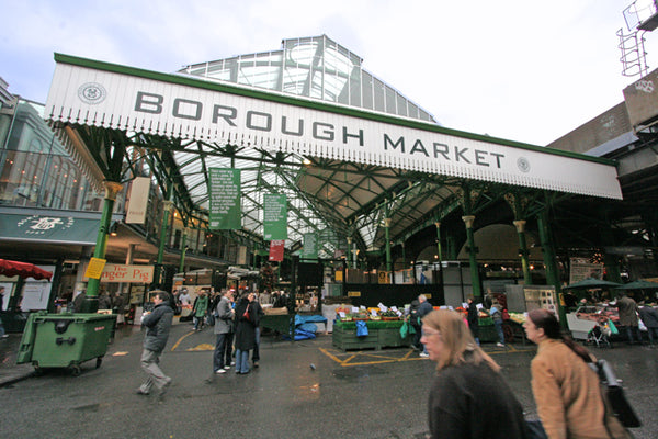 Date ideas for London in lockdown | Borough Market