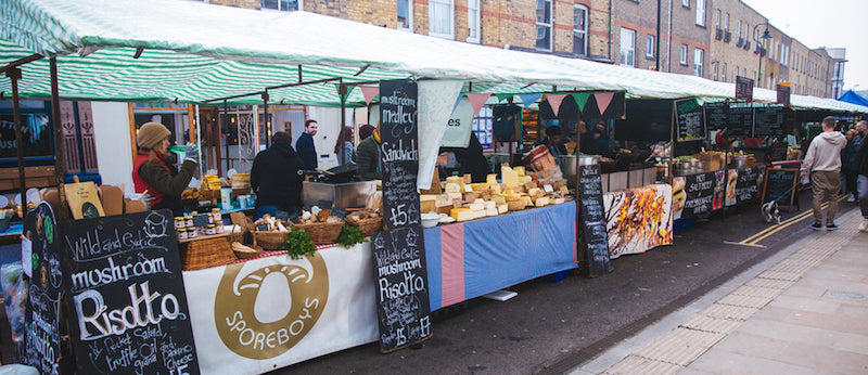 Broadway Market Food Experiences