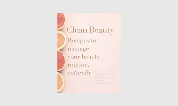 Clean Beauty Insiders Book