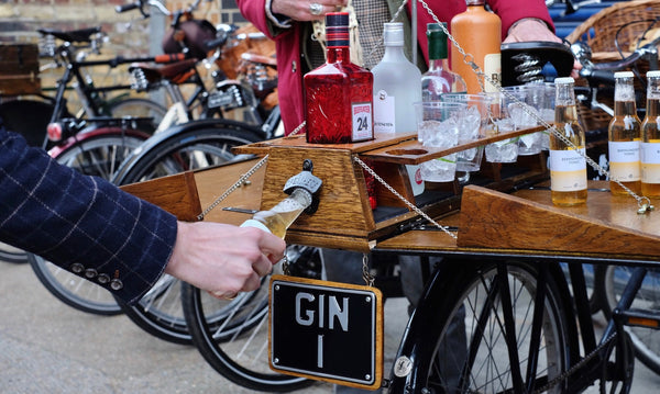 Gin Safari by Bicycle