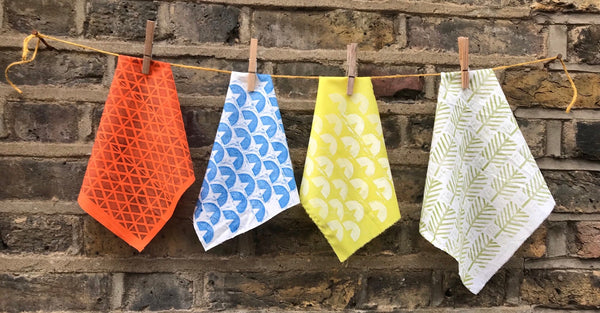 Design and Makes Beeswax Wraps