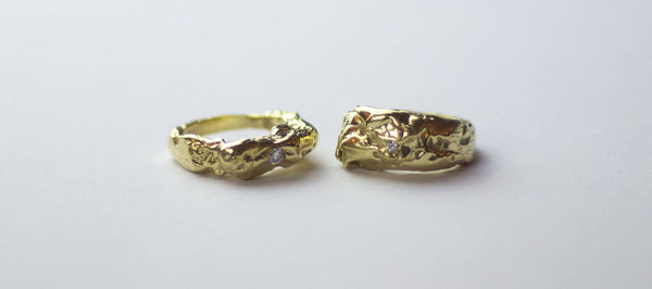 Design and Make Your Own Wedding Rings