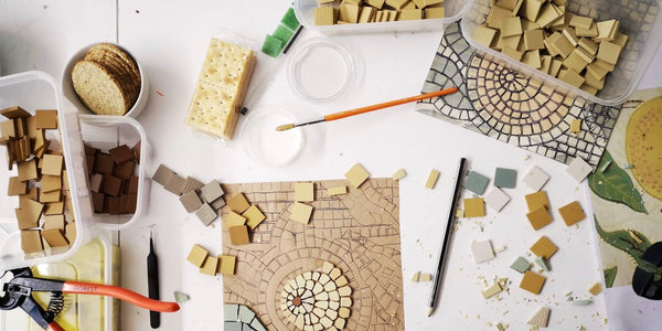 Mosaic Masterclass in Day