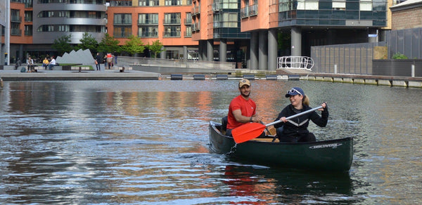 Canoe through little Venice gift experience