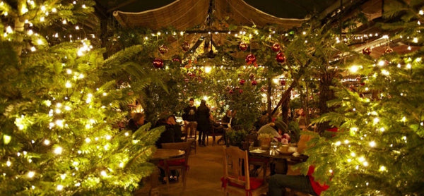 Feelgood festive Petersham nurseries