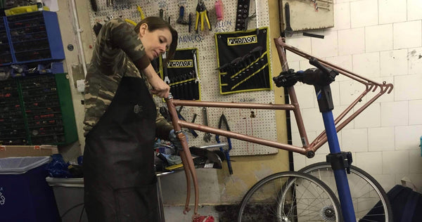 Build Your Own Bike Workshop