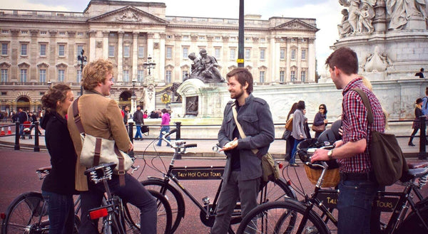 Cycle London Landmarks – Private Tour