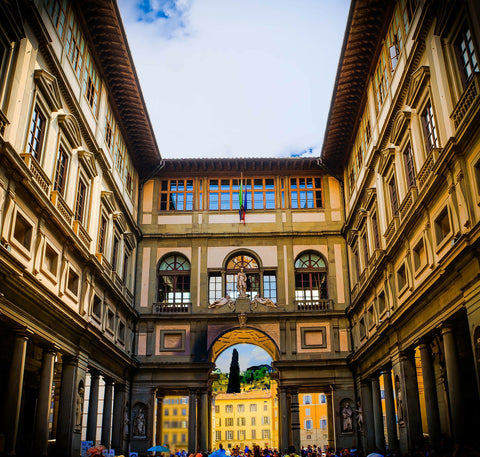 Culture at home | Florence, Italy