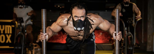 extinction training gymbox experience