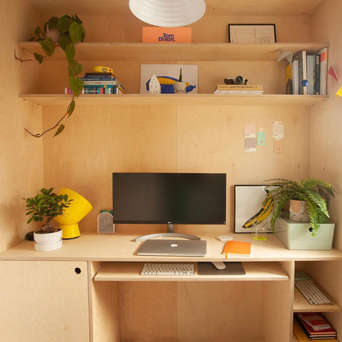 Cool home improvement ideas | home office