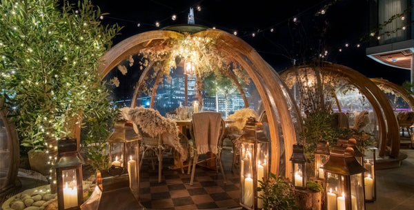 Feelgood festive Coppa winter igloos