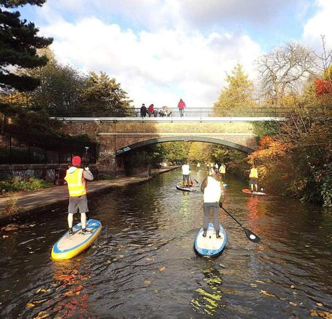 Things to do in Paddington | Paddle boarding