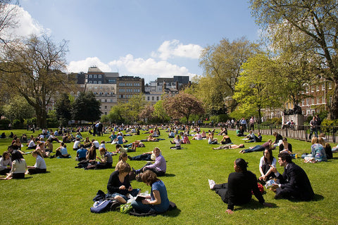 Secret London Picnic Spots: Lincoln's Inn Fields