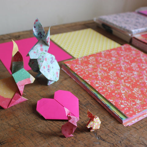 Origami Experience