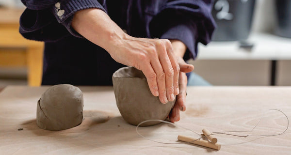 Hand building Pottery Class