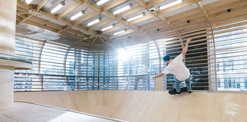 Selfridges Skate Bowl