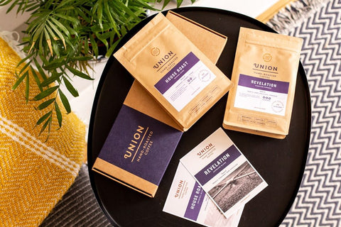 Sustainable gift ideas | Union Roasted gift box