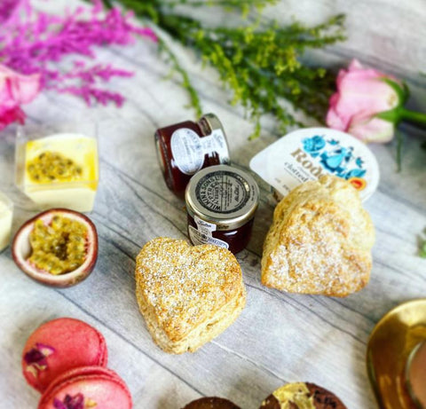 Stay Home Experience Afternoon Tea Delivered