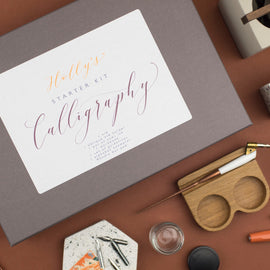 At Home: Calligraphy Workshop