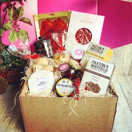 Fresh Christmas Grazing Hampers