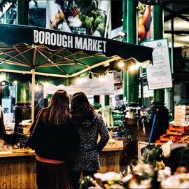 Borough Market Tasting Tour