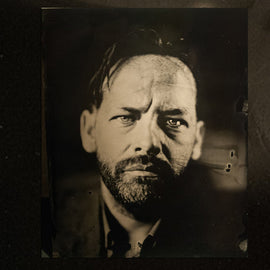 Zoom: Tintype Portrait Photography