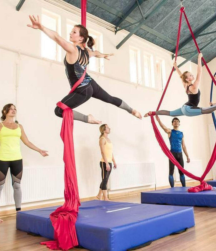 Aerial Silks for Beginners