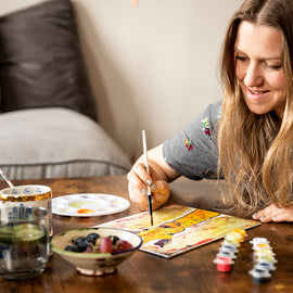 Party: Mindful Painting