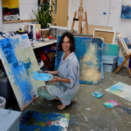 Abstract Art Classes