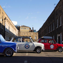 Brilliant gin bar seeks Classic mini cooper.