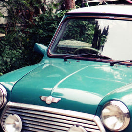 Classic Mini Cooper Gin Bar Adventure