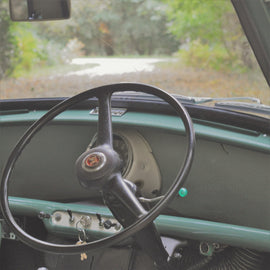 Classic Car Weekend Adventure