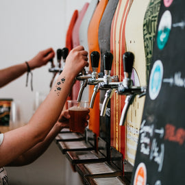 London Craft Beer Cruise for Two