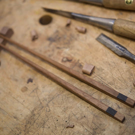 Woodwork your own Chopsticks