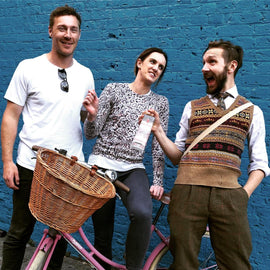 Gin Safari by Bicycle for Two