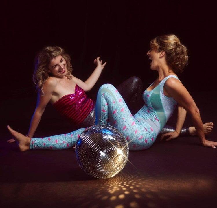 Disco Yoga for One