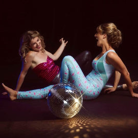 Party: Disco Yoga