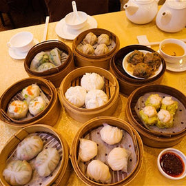 Dim Sum Safari in Chinatown