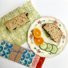 Design, Make Beeswax Wraps