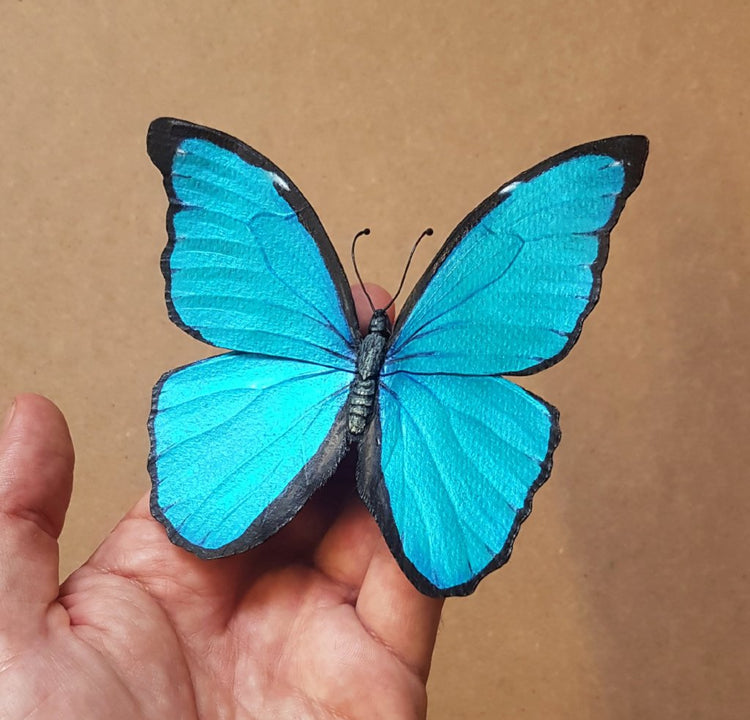 Taxidermy Paper Butterflies