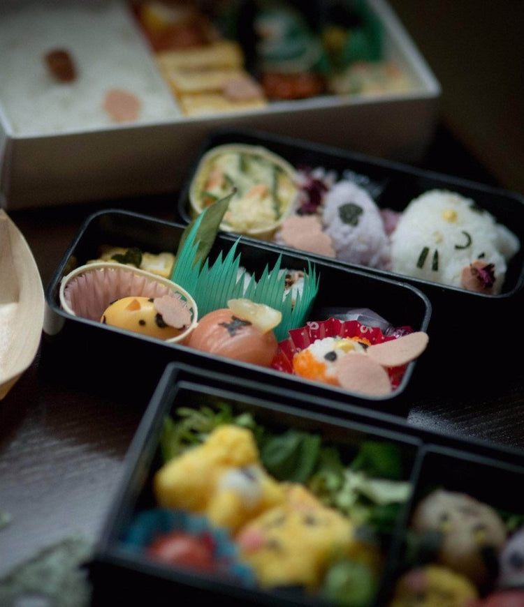 Jaw-dropping Japanese Bento - Adult + Child