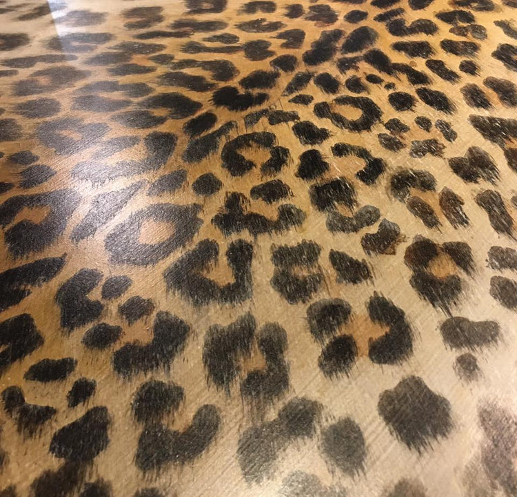 The Paint Effect: LEOPARD PRINT