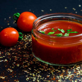 Make your own Condiments for Two