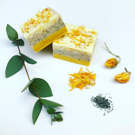 At Home: Make your Own Natural Soap - SOLD OUT