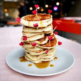 Gift It: Pancakes and Poetry