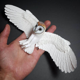 Paper & Wood Bird Making